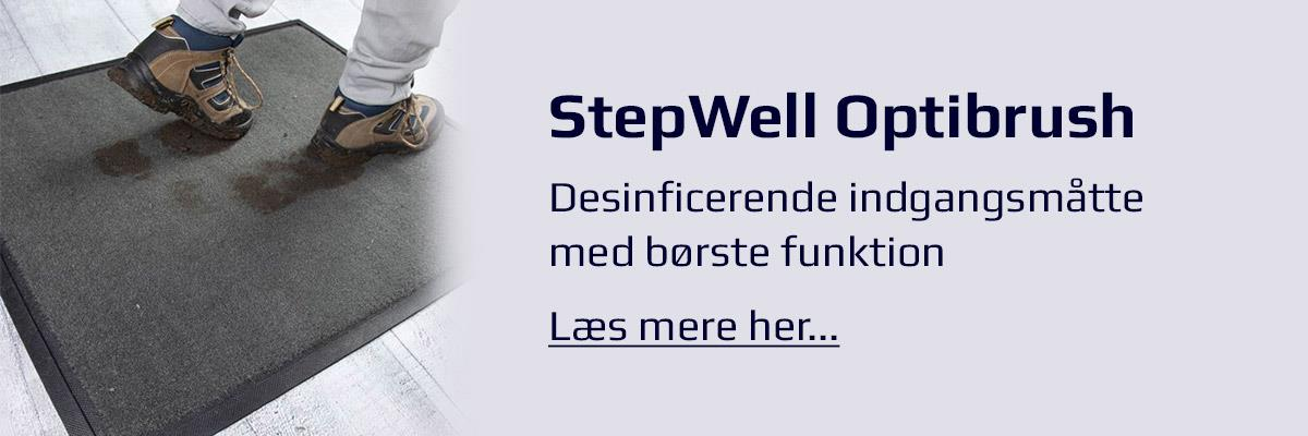 StepWell Optibrush